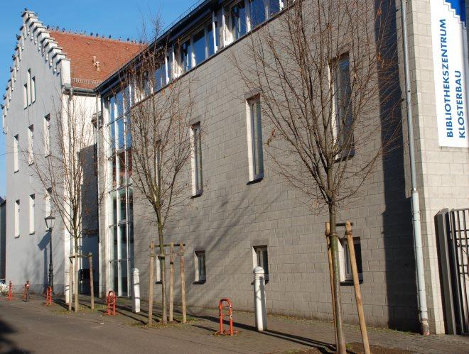 Bibliothekszentrum Klosterbau